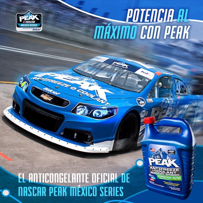 NASCAR PEAK